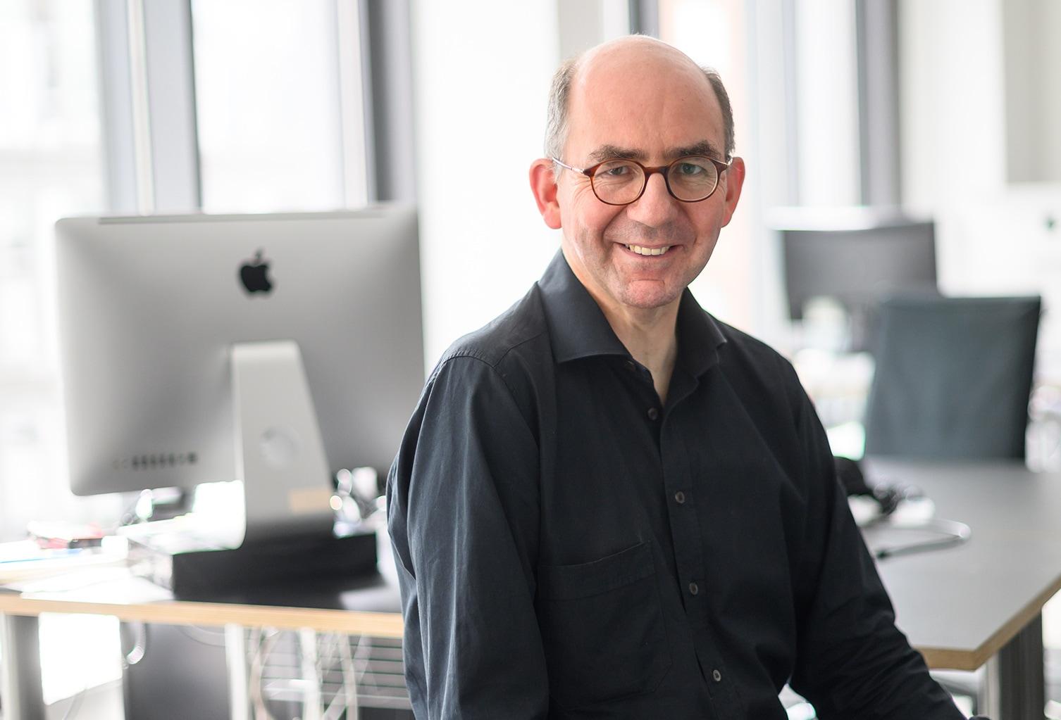Apple Mac-Spezialist Christoph Pressler